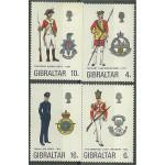 Gibraltar 313-316 **