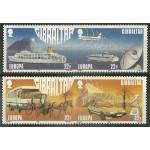 Gibraltar 544-547 **