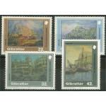 Gibraltar 624-627 **