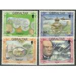 Gibraltar 675-678 **