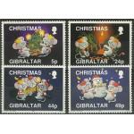 Gibraltar 679-682 **