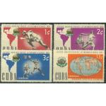 Kuba 813-816 **