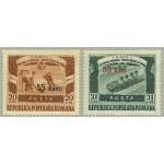 Rumänien 1340-1341 */**