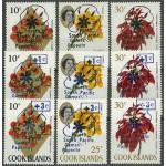 Cook Islands 273-281 **