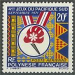 Franska Polynesien 126 **