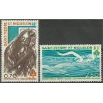 Saint-Pierre et Miquelon 519-520 **