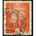 Vatikanen 146 stämplad