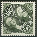 USA 2485 stämplad