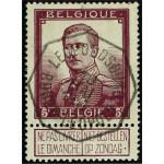 Belgien 99 stämplad