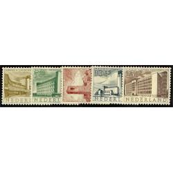 Nederländerna 655-659 **