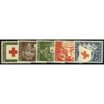 Nederländerna 615-619 **