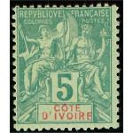 Elfenbenskusten 4 *