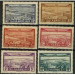 Marocko 117-122 *