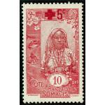 Franska Somaliakusten 121 *