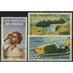 Franska Somaliakusten 304-306 *