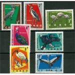 Kongo Brazzaville 112-118 **