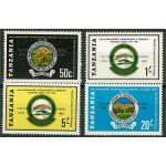 Tanzania A308-D308 **