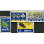 Barbados 341-344 **