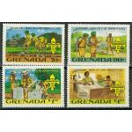 Grenada 1139-1142 **