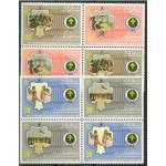 Oman 264-267 ** 4-block