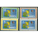 Jamaica 612-615 **