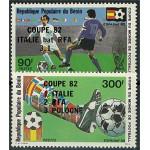Benin 286-287 **