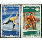 Saint-Pierre et Miquelon 423-424 **
