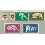 Schweiz 545-549 **