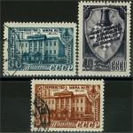 Sovjet 1292-1294 stämplade