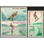 Franska Polynesien 140-142 **