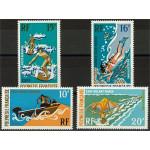 Franska Polynesien 129-132 **
