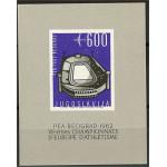 Jugoslavien block 9 **