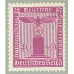 Tyska Riket D165 **