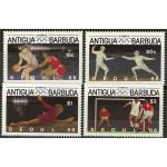 Antigua & Barbuda 1020-1023 **