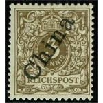 Tysk post i Kina 1 II a *