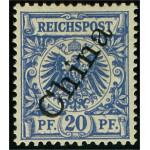 Tysk post i Kina 4 II *
