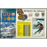 Paraguay block 276-277 **