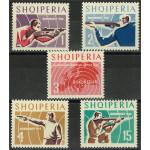 Albanien 934-938 **