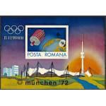 Rumänien block 98 **