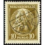 Ungern 487 stämplad