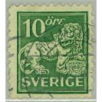 Sverige 144Ccx stämplad