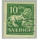 Sverige 144Ccx stämplat