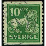 Sverige 144Acxz stämplad