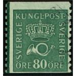 Sverige 165cx stämplad