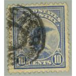 USA 188 stämplad