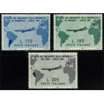 Italien 1100-1102 **