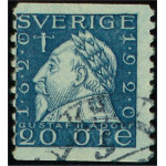 Sverige 152Acx stämplad