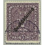 Österrike 246 II A stämplad