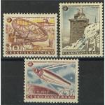 Tjeckoslovakien 1055-1057 **