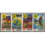 Ghana 964-967 **